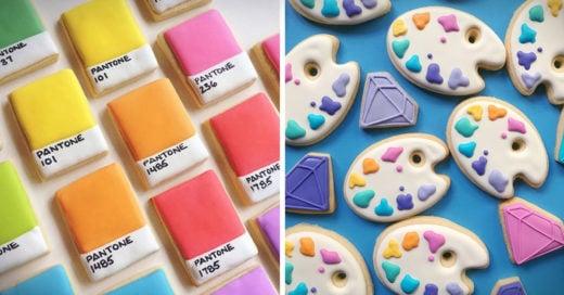 diseños de galletas más originales