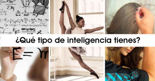 ¿cual tipo de inteligencia tienes?