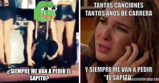 memes de #ladysapito