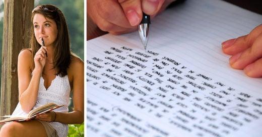 Escribir a mano es bueno para mejorar la memoria