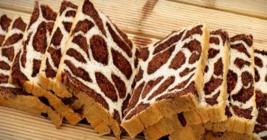 Como hacer pan de leopardo