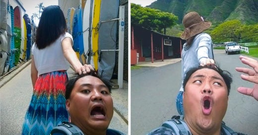 Pareja Taiwanesa parodia a los #FollowMeTo