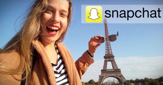 gana un viaje con snapchat