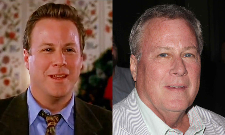 peter Mccallister antes y despues