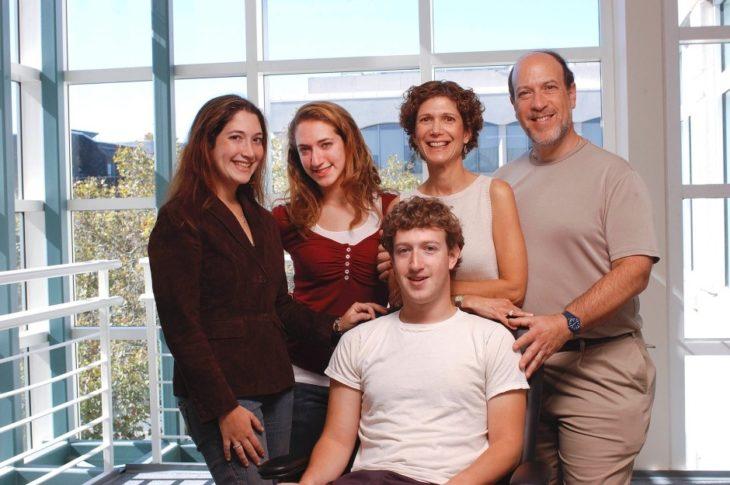 Zuckerberg familia