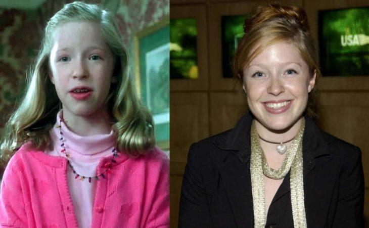 Linnie Mccalister antes y después