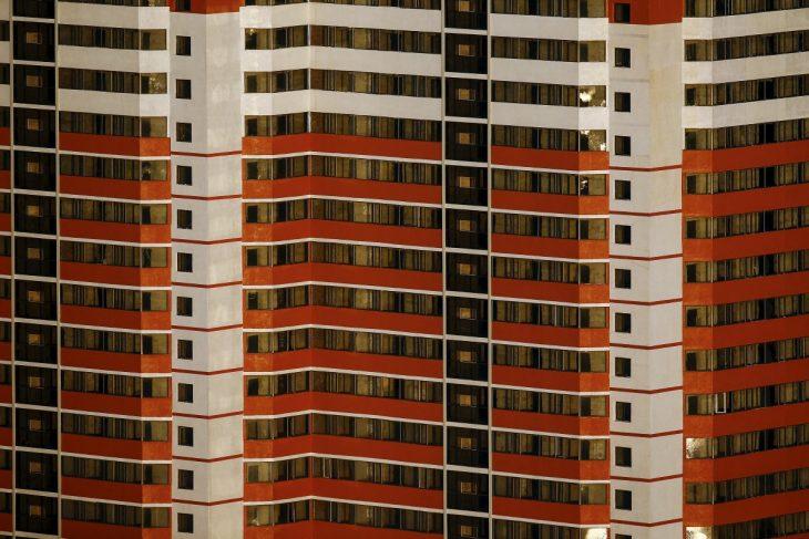 arquitectura en Corea del Norte