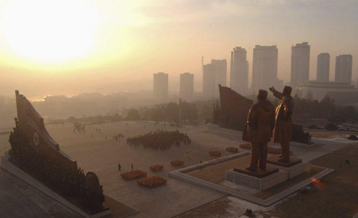 Monumentos en Corea del Norte