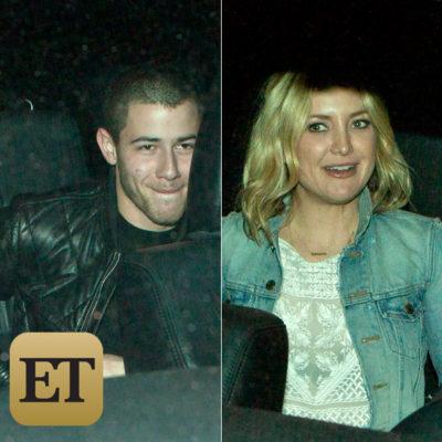 Aunque sólo es un rumor, esta pareja tienen 13 años de diferencia