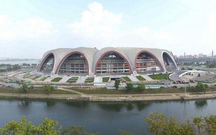 Estadio May Day de Corea del Norte
