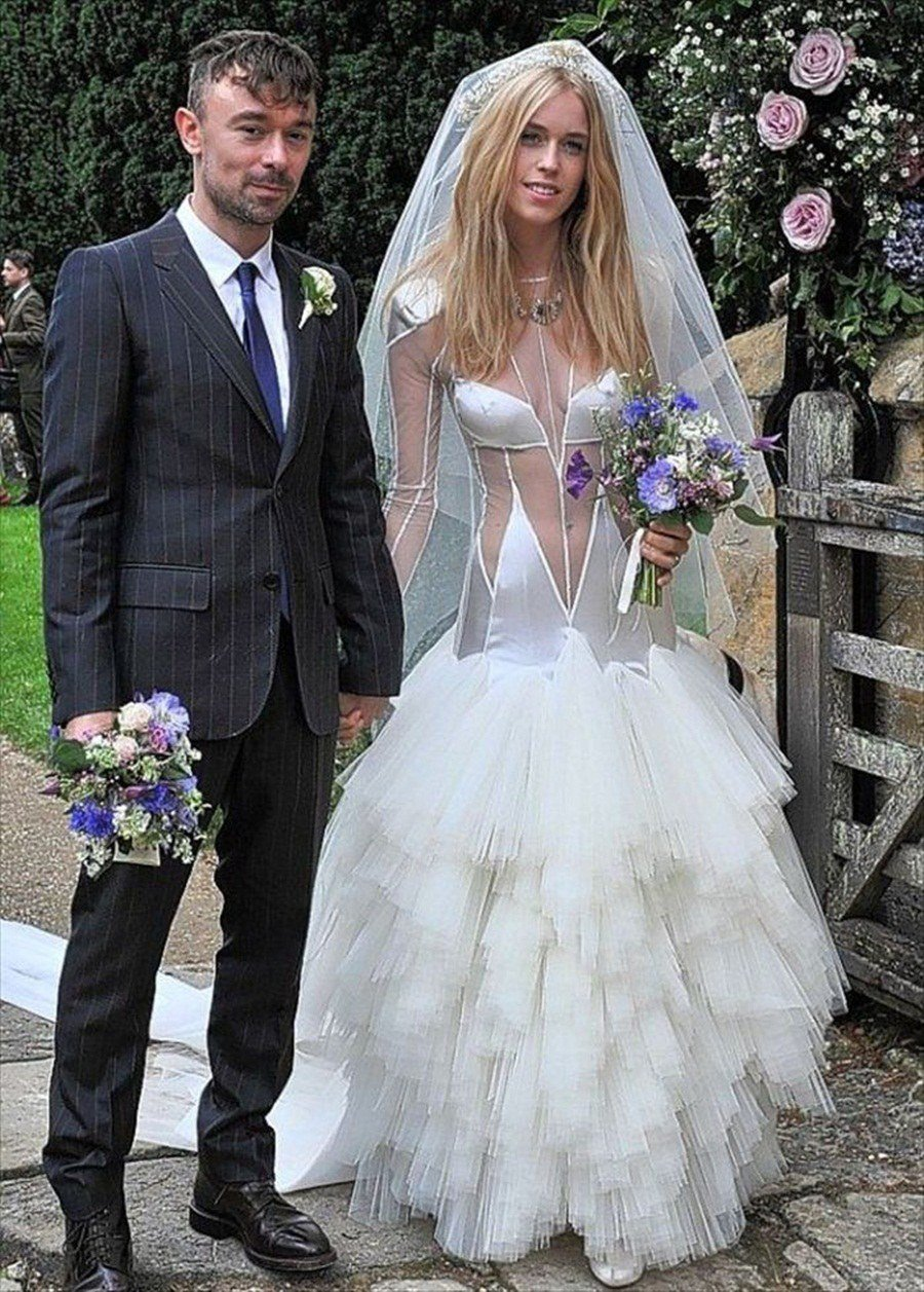 Los 11 vestidos de novia mas horribles