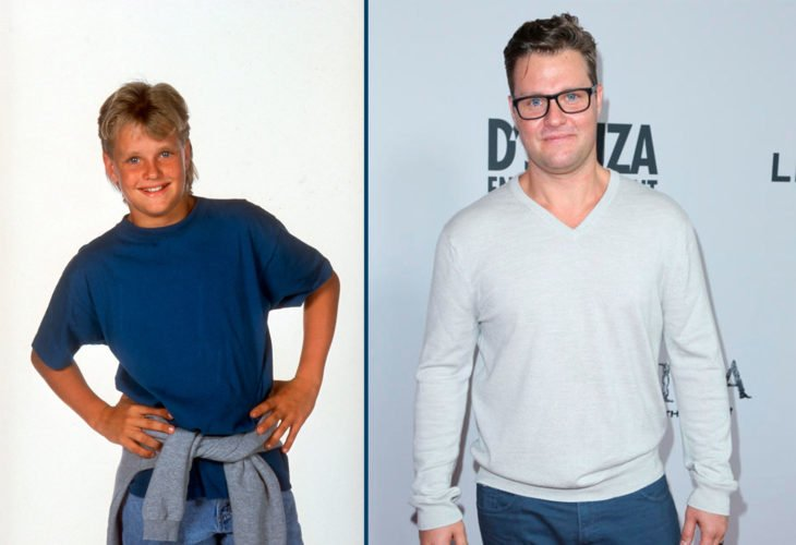 Home Improvement, Zachery-Ty-Bryan era Brad Taylor