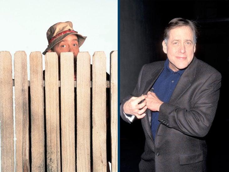 Home Improvement- Earl-Hindman interpretaba a Willson