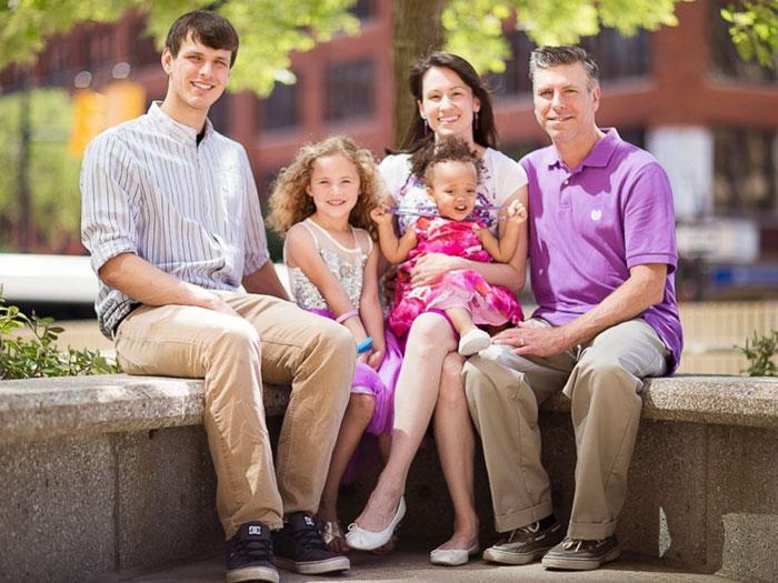 familia completa