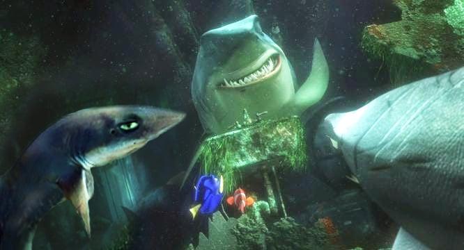 tiburon aburrido