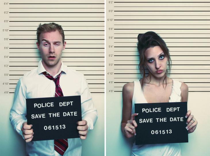 anuncian su boda de uina forma criminal