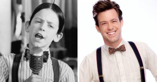 Personajes de películas infantiles que ya crecieron