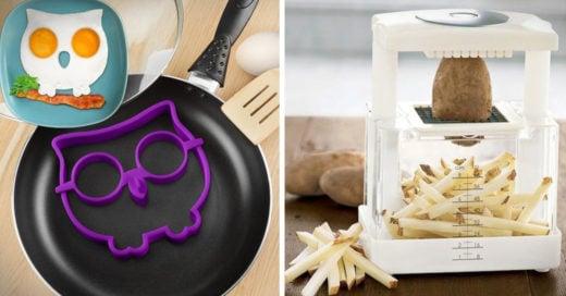 Artículos de cocina que son muy útiles