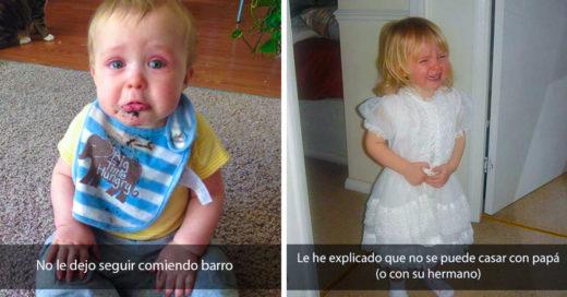 razones por las que lloran los bebés