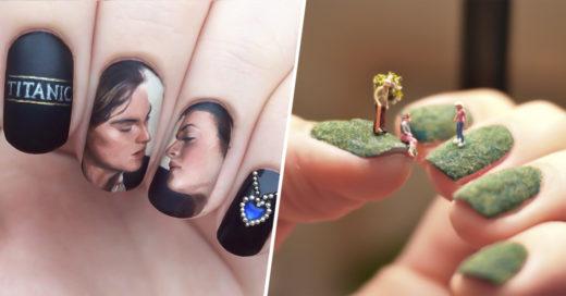 COVER Conoce las divertidas historias contadas por las uñas