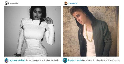 COVER Los comentarios más graciosos que les dejan a las celebridades en Instagram
