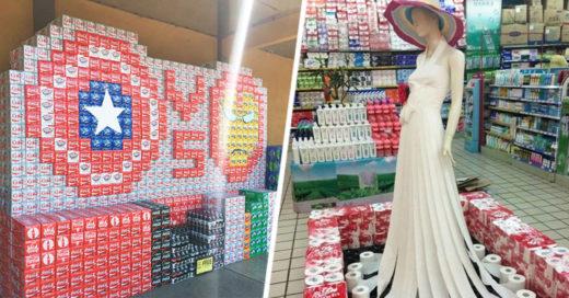 ideas MUY originales que hicieron en supermercados