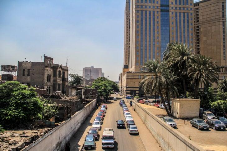 egipto y la inequidad de bienes
