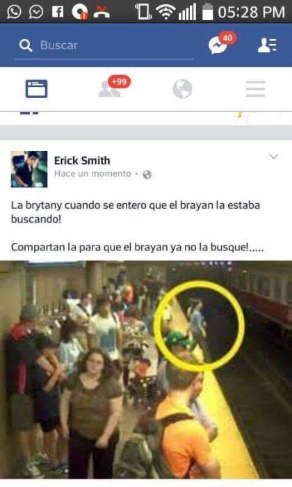 LA BRITANNY ESTABA CELOSA POR EL GRAN AMOR DEL BRAYAN