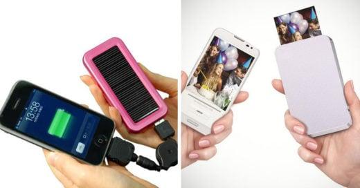 Increíbles artículos para celular