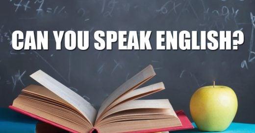 El TEST más fácil de inglés que puedes contestar