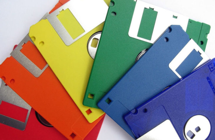 disketes
