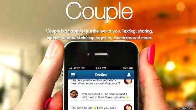 Aplicación para parejas