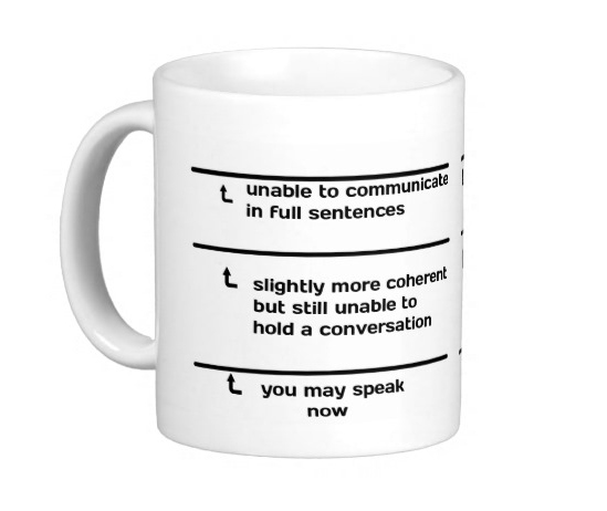 Frases en taza para contentar persona