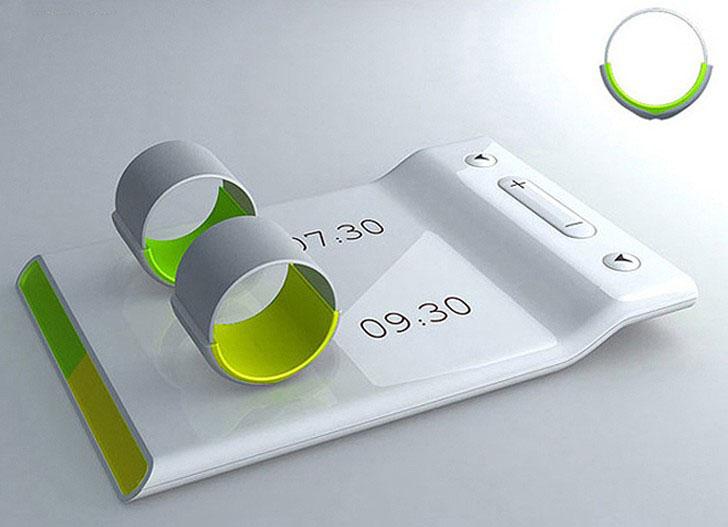 Alarmas de anillo para parejas