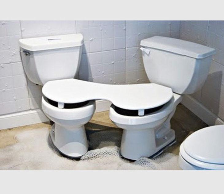 Tazas de baño para parejas