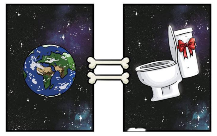 El baño de los perros todo el mundo