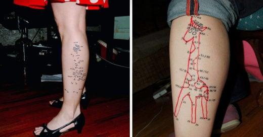 Tatuajes ingeniosos