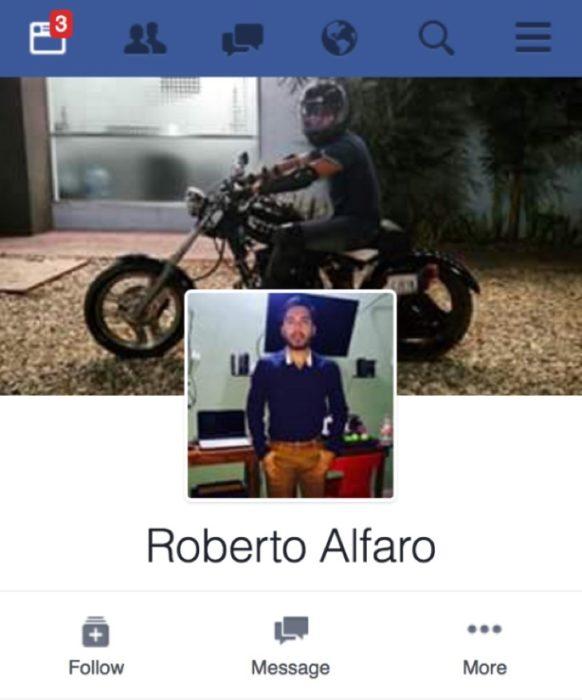 BUSCANDO ROBERTO