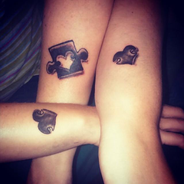 Tatuajes de rompecabezas