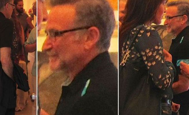 Robin Williams antes de morir