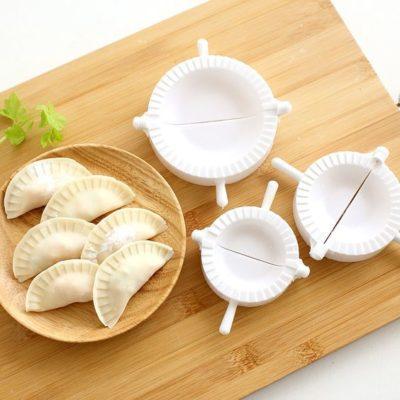 Moldes de plástico para hacer empanadas