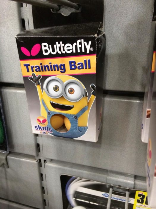 caja de pelotas de entrenamiento para ping pong 9