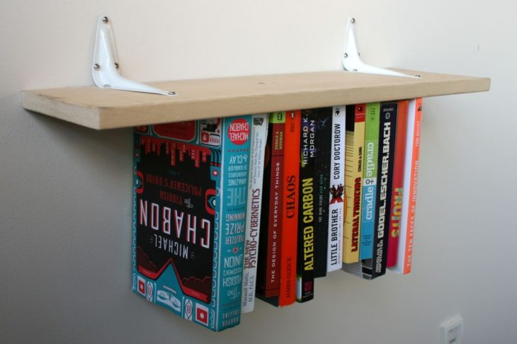 librero invertido