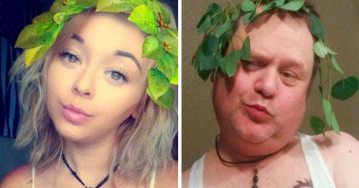 Papá trolleo las fotos de su hija por instagram