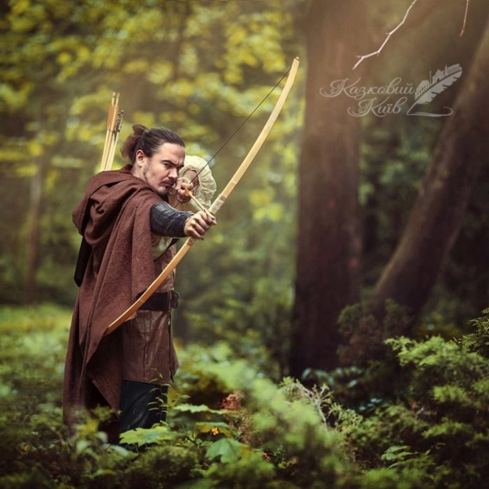 """Fotografía de """"Mágico Kiev"""" del cuento de Robin Hood"""