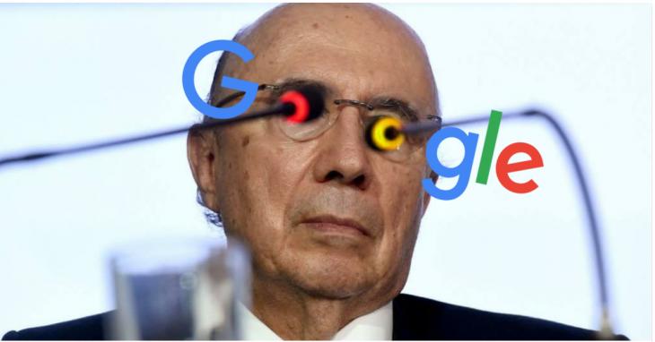 Henrique Mirelles con los ojos de Google