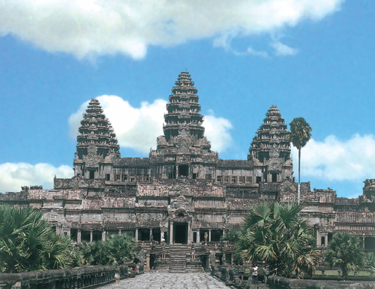templo de Angkor; india