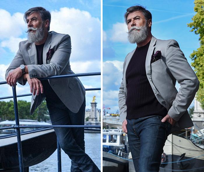 Phillip Dumas modelo