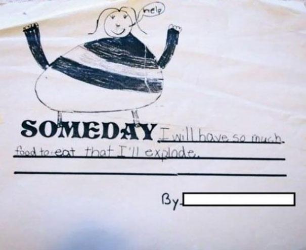 Lo que un niño quiere ser de grande 8