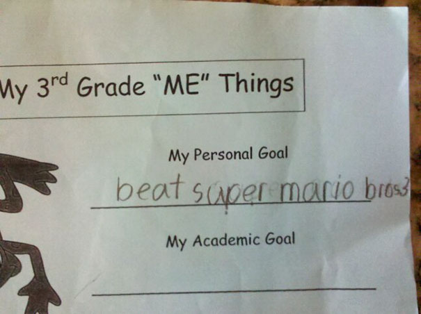 Lo que un niño quiere ser de grande 10